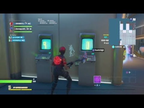 The code to access vault in fortnite creative code ...