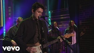 john mayer love on the weekend live from the tonight show starring jimmy fallon
