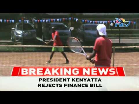 Singles defending champions missing this year's Britam Kenya Open showpiece