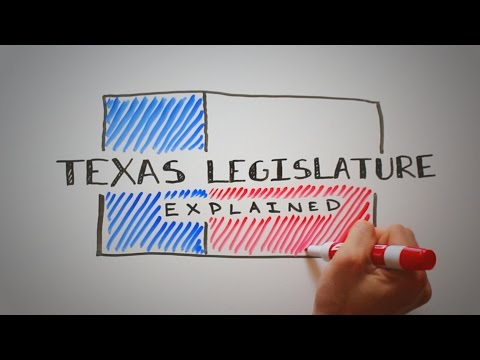 Texas Legislature Explained