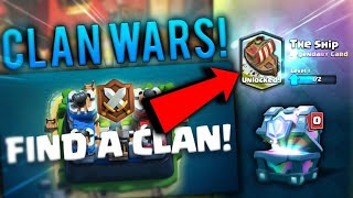 UPDATE?! NOWA LEGENDA?! CLAN WARS?! CLASH ROYALE POLSKA