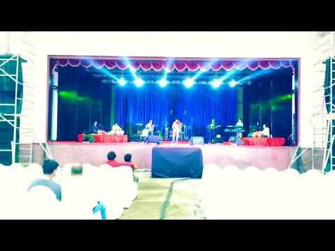 Abhijith PS Nair and Senri Kawaguchi live sound check on October Octaves