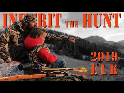 Inherit The Hunt - 2019 Recurve Bow Hunting Elk