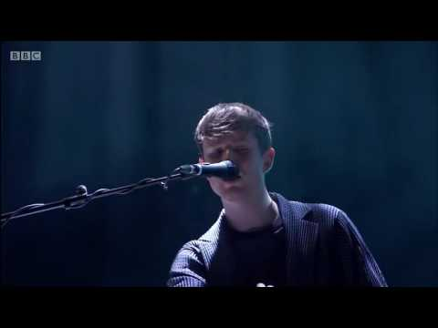 James Blake ft Justin Vernon- I need a forest fire Live