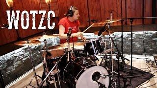 WOTZC feat. Jari Sillanpää - Overrated (studio drumcam)