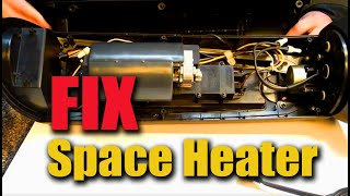 Space Heater Maintenance & Cleaning