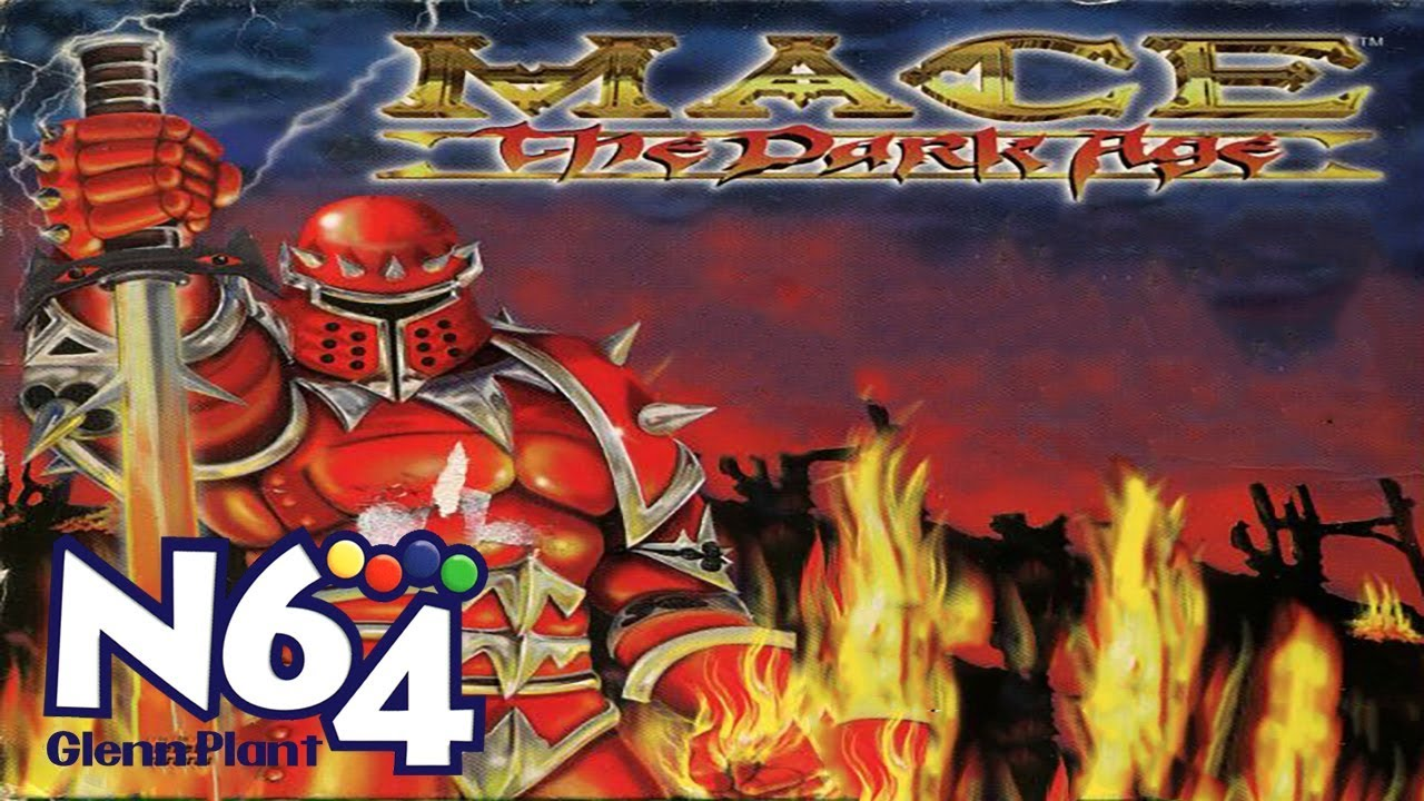 Mace The Dark Age Nintendo 64 Review Hd Youtube