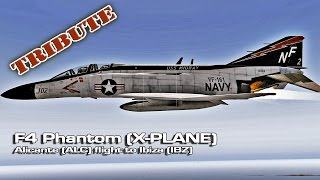 F4 Phantom Tribute (X Plane)