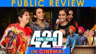 PUBLIC REVIEW   Mr & Mrs 420 Returns   Ranjit Bawa   Karamjit Anmol
