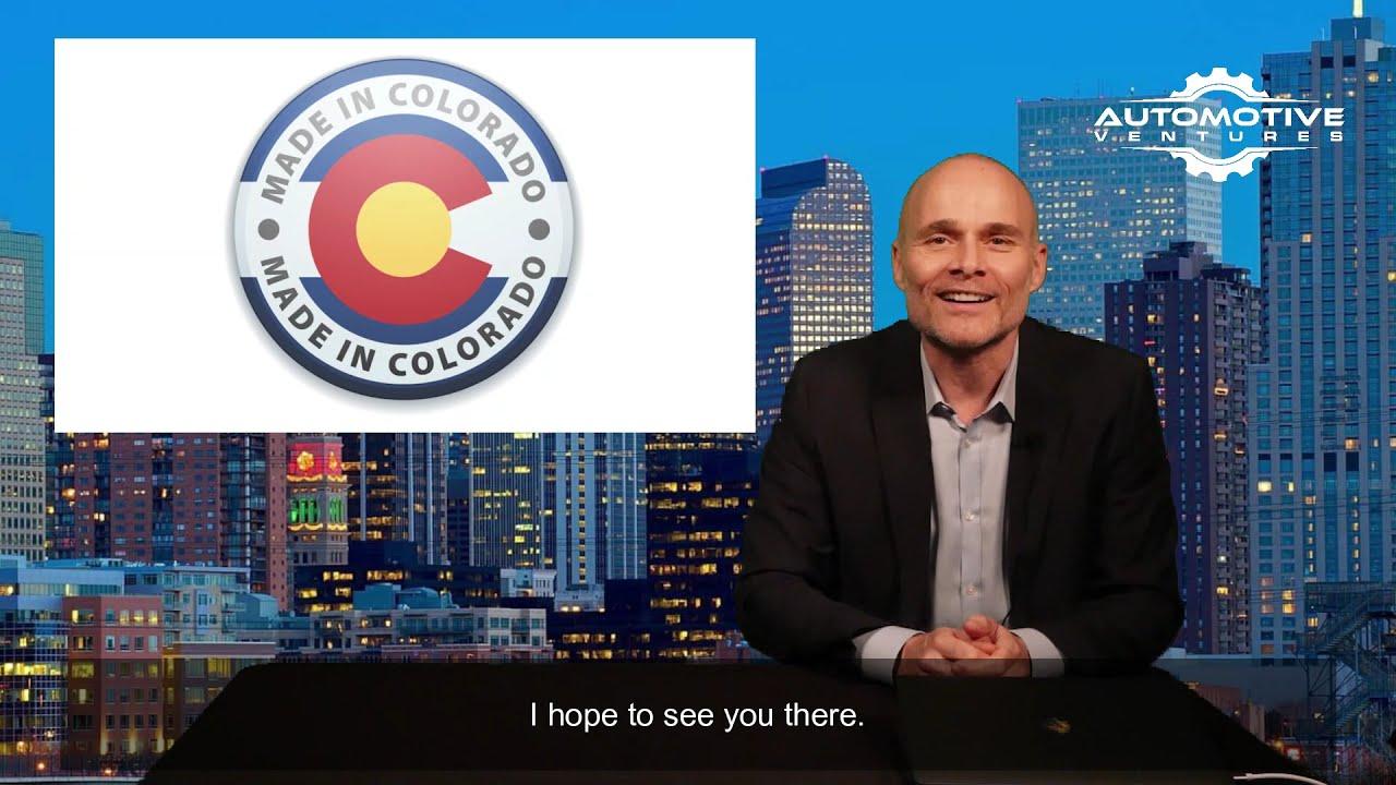 Steve Greenfield is Keynote Speaker at Colorado Digital Automotive Club