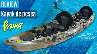 "Vídeo: Kayak de pesca familiar ""Supra"""