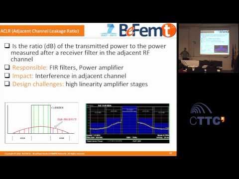 Femto LTE-A Hardware Design Challenges