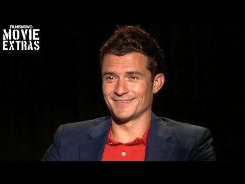 Unlocked (2017) Orlando Bloom talks about his experience making the movie