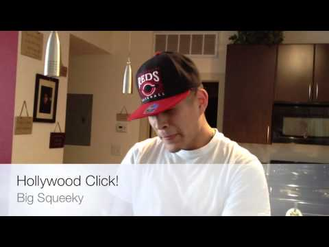 Hollywood Click-Season 1 Episode 4  (Interview with Big Squeeky)