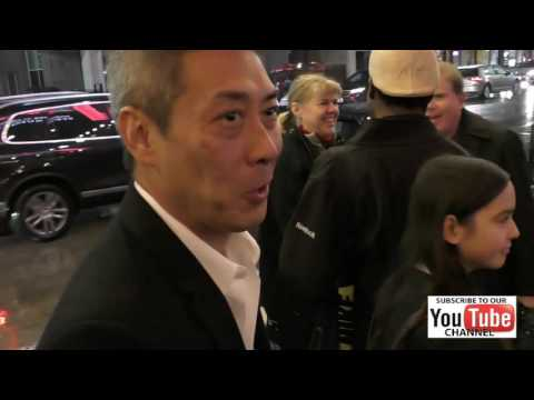 Francois Chau talks about his favorite Christmas  outside the King And I play at the Pantages Th