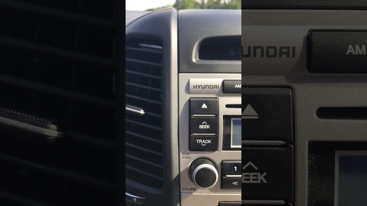 Hyundai Santa Fe Air Conditioner Issue