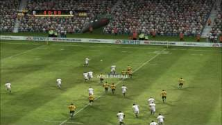 EA Rugby 08 - Great England Try (Elite)