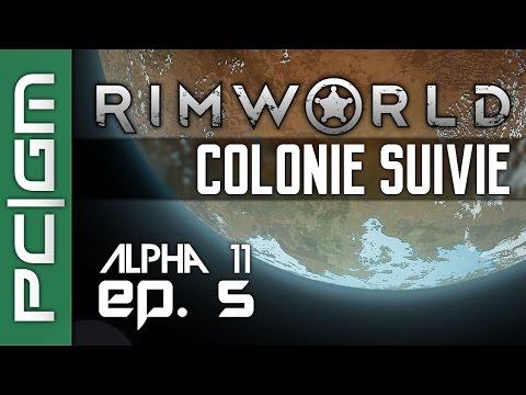 Rimworld : Colonie Suivie (Guide) - Ep. 5 : Caisson Hypersommeil Antique [FR/60FPS]
