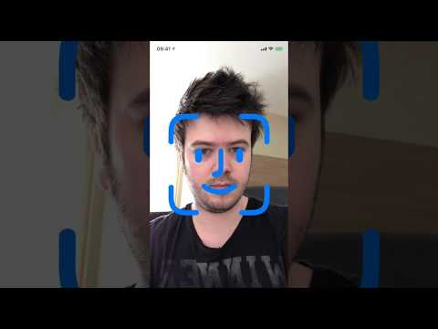 Download Youtube: iPhone X — Face ID setup and interface (leak from iOS 11 GM)