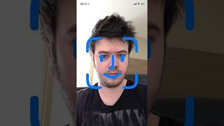 iPhone X — Face ID setup and interface (leak from iOS 11 GM)