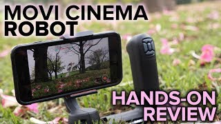 Production Gear in Review: Movi Cinema Robot