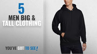 Hanes Big & Tall Clothing [ Winter 2018 ] | New & Popular 2018