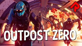 OUTPOST ZERO gameplay: Automated Base-Building Survival Game! (Outpost Zero Early Access preview)