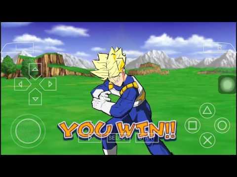 Choi game dem khuya:dragon ball z shin budokai2