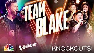 Ben Allen and Worth the Wait Give Amazing Country Performances - The Voice Knockouts 2020