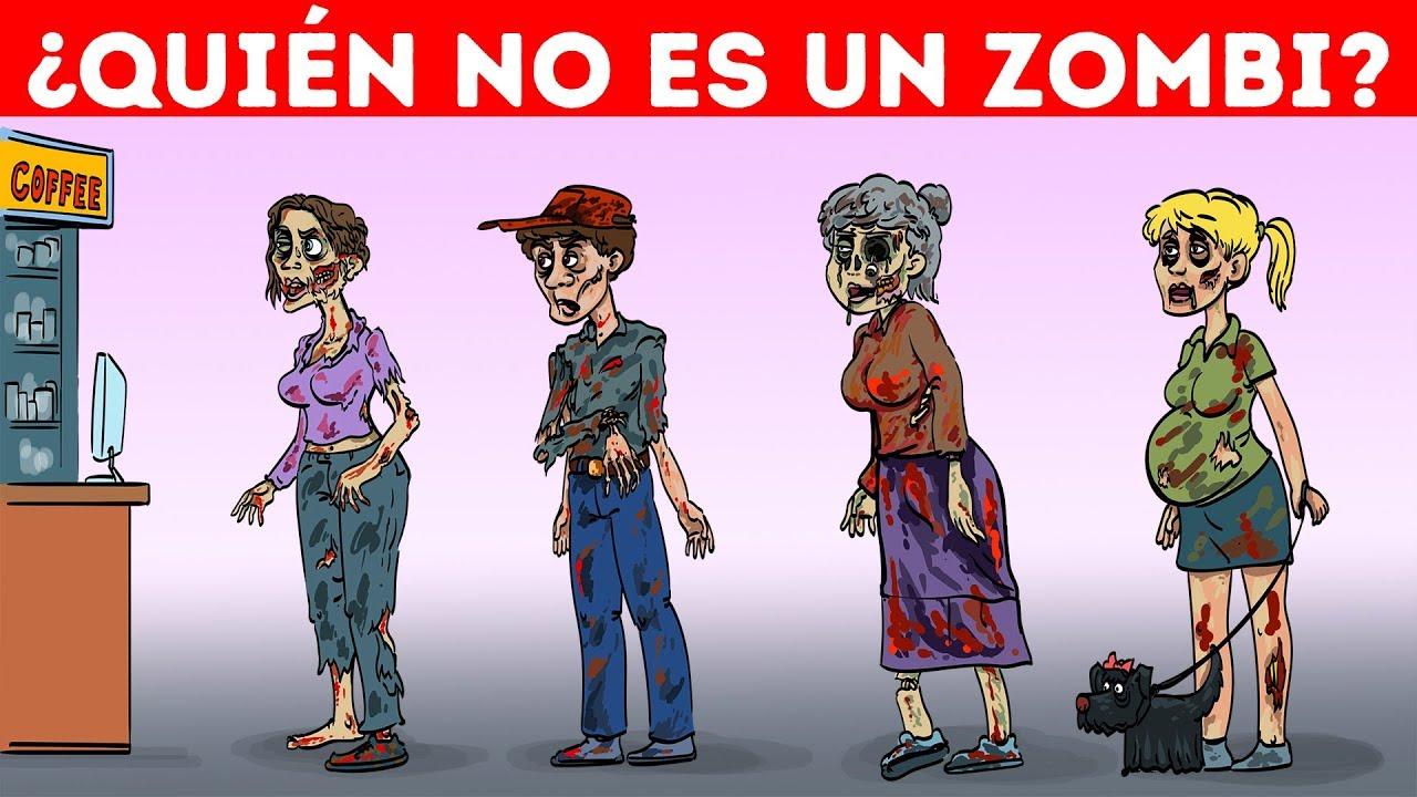 Download ¡ACERTIJOS DE ZOMBIS Y JUEGOS DE ADIVINAR LOS EMOJIS!