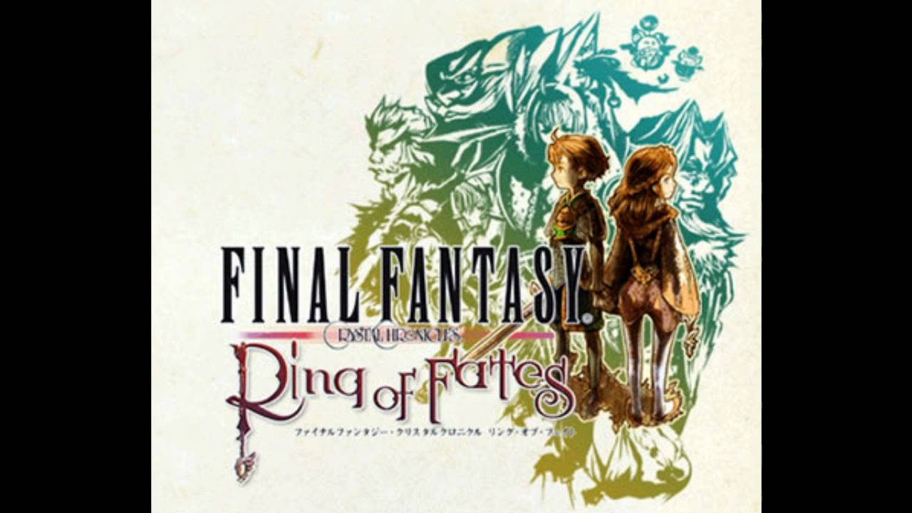 Final Fantasy Ring Of Fatees