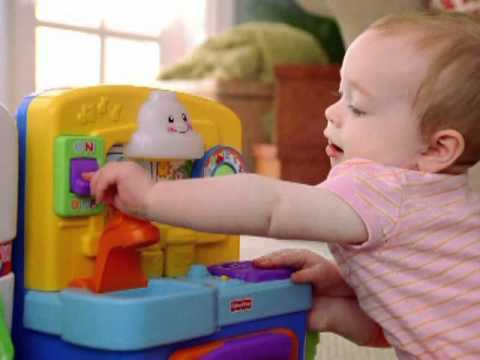 Fisher-Price - Laugh & Learn - Kitchen | Toys R Us Canada