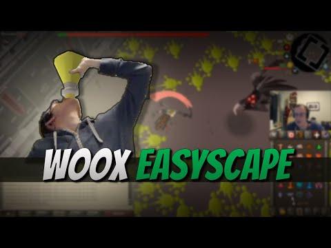 WOOX One Clicks Runescape - EP 4 [2D, GPU RENDERING, GF, WARDING, RAIDS2]