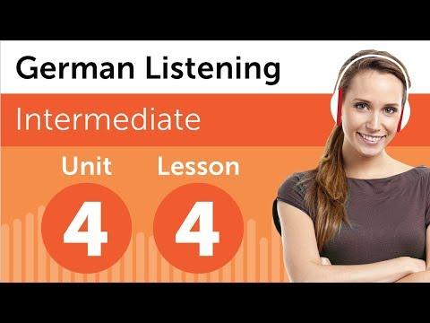 German Listening Practice - Listening To A German Weather Forecast