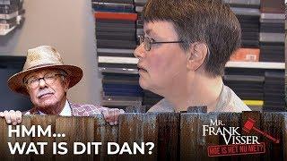 Mr. Frank Visser: Hoe is het nu met? gemist? Conny belooft dat ze geen Jomanda meer draait
