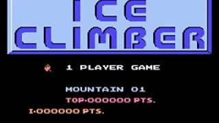 Classic NES Series   Ice Climber | VideoGameX