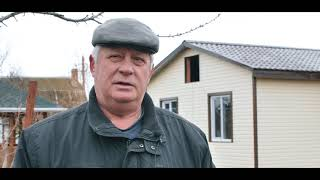 Почему дома заказывают у крымских компаний? Отзыв о строительстве дома в Феодосии.
