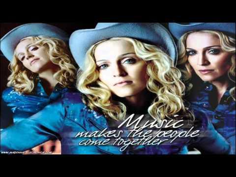 Madonna Music (Non-Stop Mix)