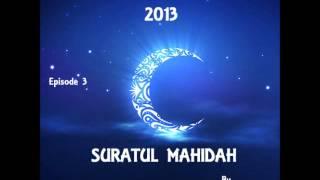 Ahmadiyya Muslim Jama'at Nig. Ramadan Tafsir-ul-Qur'an 2013 by Dr A. Majeed Bello episode 3