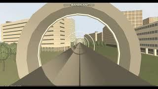 Metrosimulator Hyperloop