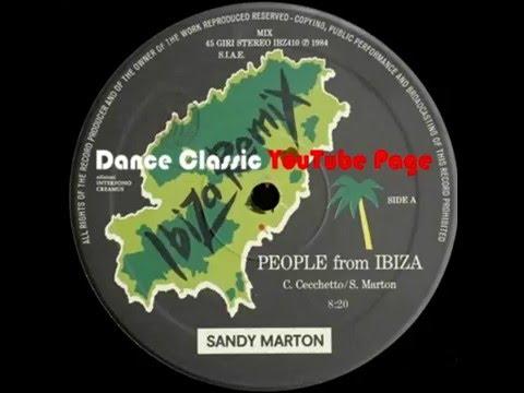 Sandy Marton - People From Ibiza (Ibiza Remix)