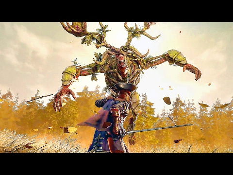 GreedFall Bande Annonce Cinématique (PS4 / Xbox One)