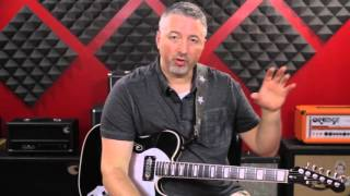 How to get Albert King Style Tone By Using an EQ Pedal