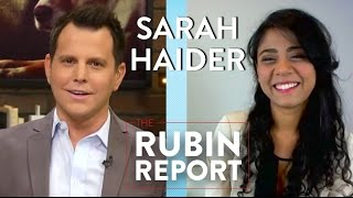 Sarah Haider and Dave Rubin Talk Ex-Muslims, Paris Attacks, and Atheism [Full Interview]
