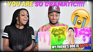 "Nigahiga ""Over Dramatic People!"" REACTION!!!"