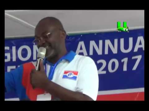 Akufo-Addo has turned his back for Central Region – Kennedy Agyapong