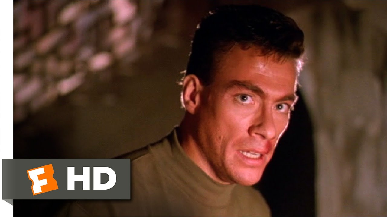 Alonna Shaw Wikipedia double impact (6/9) movie clip - brother against brother (1991) hd