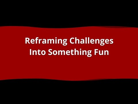 Renegade Hypnotist:  Reframing Challenges Into Something Fun