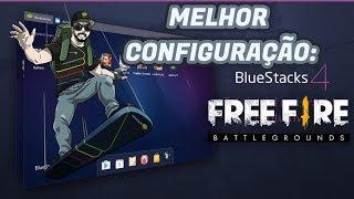 Como Configurar o BlueStacks 4 Para Jogar Free Fire no PC !