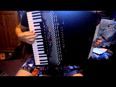 Sous Les Ponts De Paris - Vincent Scotto - Accordion Solo